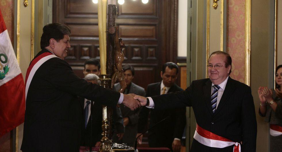 Nava confesó ante la fiscalía las entregas de dinero de parte de Jorge Barata, exrepresentante de Odebrecht en el Perú, al fallecido expresidente Alan García. (Foto: GEC)