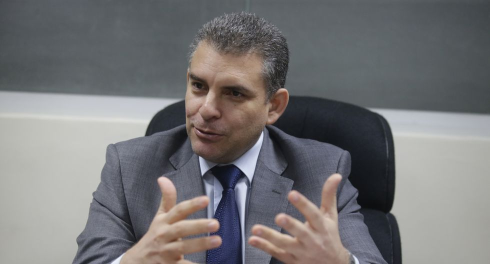 """Vela consideró que la decisión de Gálvez es parte de """"una campaña sistemática"""" en contra de los fiscales del equipo especial que coordina. (Foto: GEC)"""