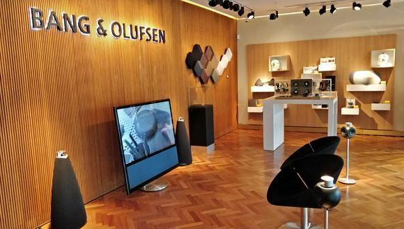 Lima Sound comercializa en Perú las marcas Bowers & Wilkins, Bang & Olufsen, Devialet, Sonos y varias más. (Foto: Lima Sound)