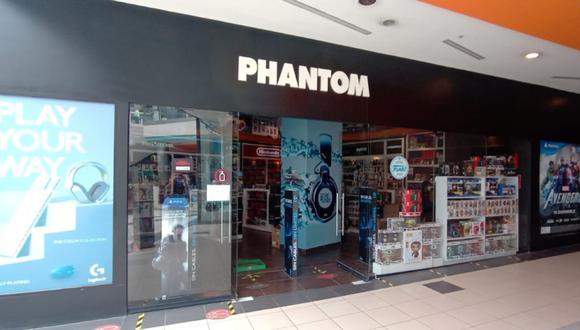 Phantom. (Foto: Difusión)