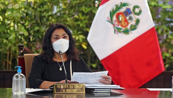 Ministros de Estado darán pronunciamiento este viernes. (Foto: Presidencia)