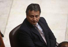 Corte Suprema rechaza recusación presentada por Guillermo Bocángel contra juez Núñez Julca