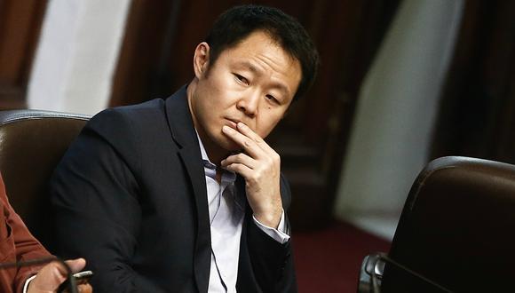 Durante el debate, Kenji Fujimori fue increpado por Becerril y Salaverry. (Foto:USI)
