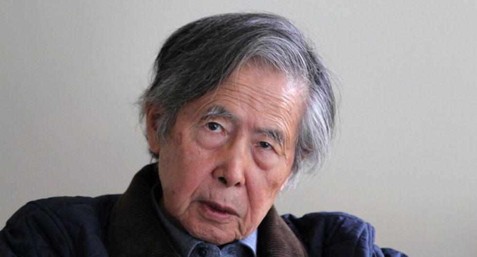 El ex presidente Alberto Fujimori había sido internado en la clínica hace un mes. (Foto: GEC)