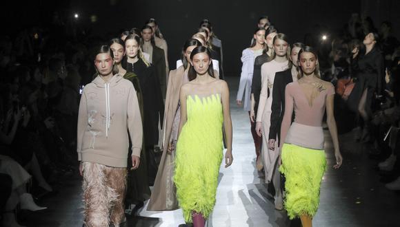 """A diferencia de otros sectores """"una transformación similar aún no se ha arraigado realmente en la industria de la moda"""", señala el informe de BCG y """"Fashion for Good"""". (Foto: EFE)"""