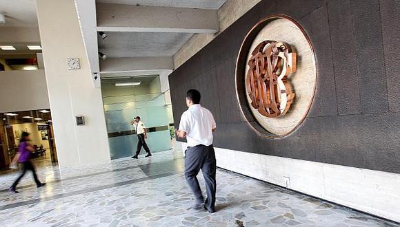 BCR mantuvo la tasa de referencia en 2.25%. (Foto: GEC)