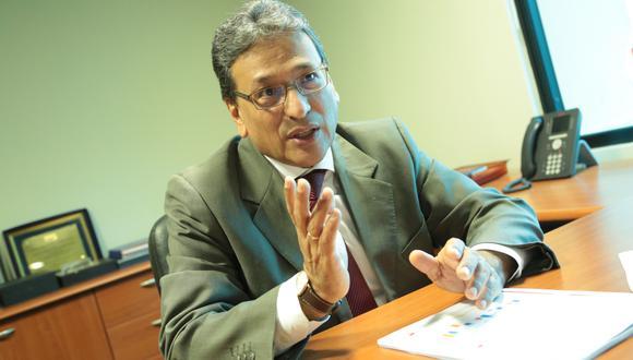 Guido Valdivia, director ejecutivo de Capeco.