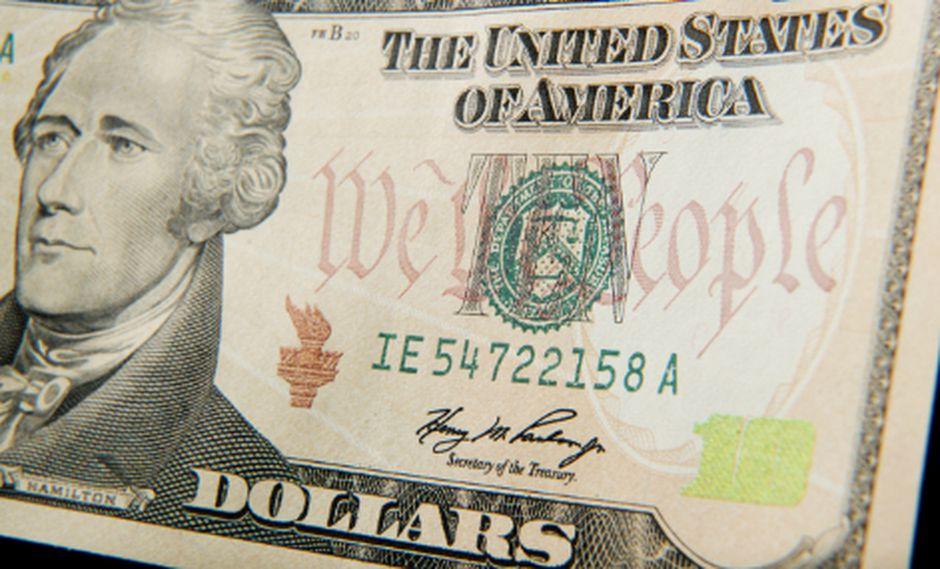 El dólar cerró al alza el martes. (Foto: Getty)