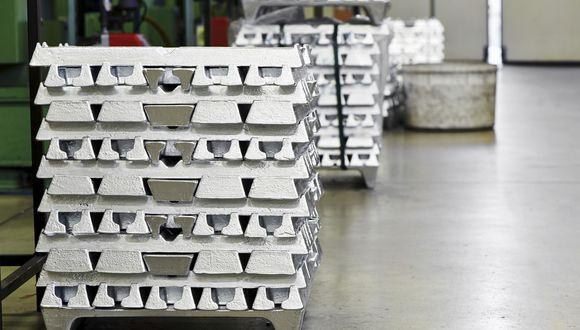 Los metales acentúan su caída, presionados por la guerra comercial. (Foto: Getty)