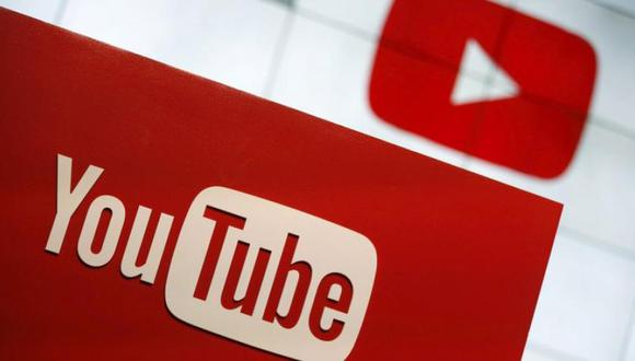 YouTube retiró cerca de 1.67 millones de canales y el total de los videos que estaban disponibles dentro de ellos. (Foto: EFE)