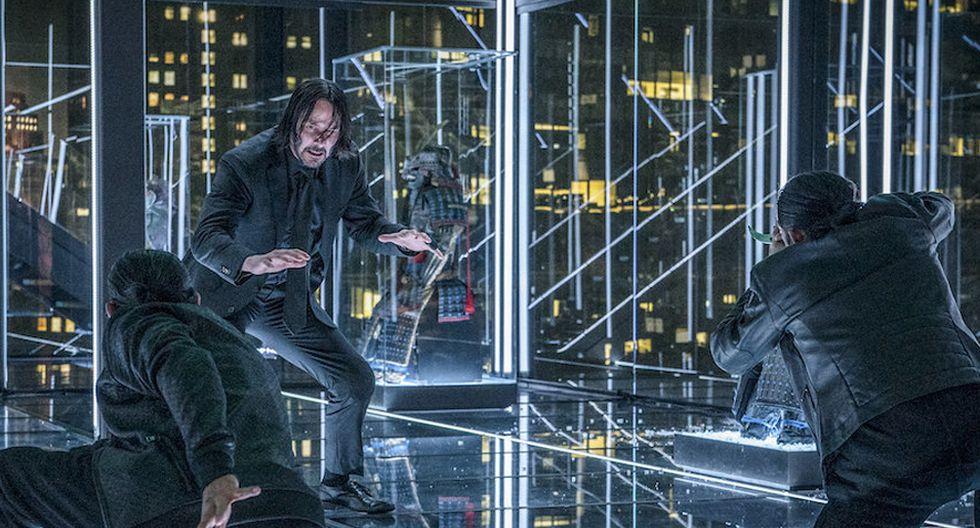 """Foto 7   El filme de acción de Lionsgate """"John Wick 3: Parabellum"""", logró el monto de US$ 7.4 millones entre el viernes y domingo. (Foto: IMDB)"""