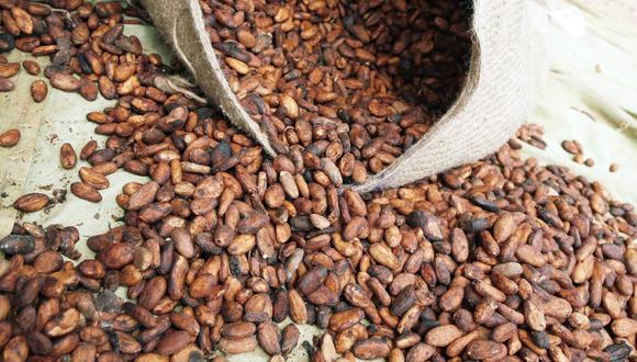 Los futuros de cacao en Londres han caído alrededor de un 15% desde un máximo en setiembre por las expectativas de que los grandes cultivos de África Occidental resultarán en un superávit mundial.