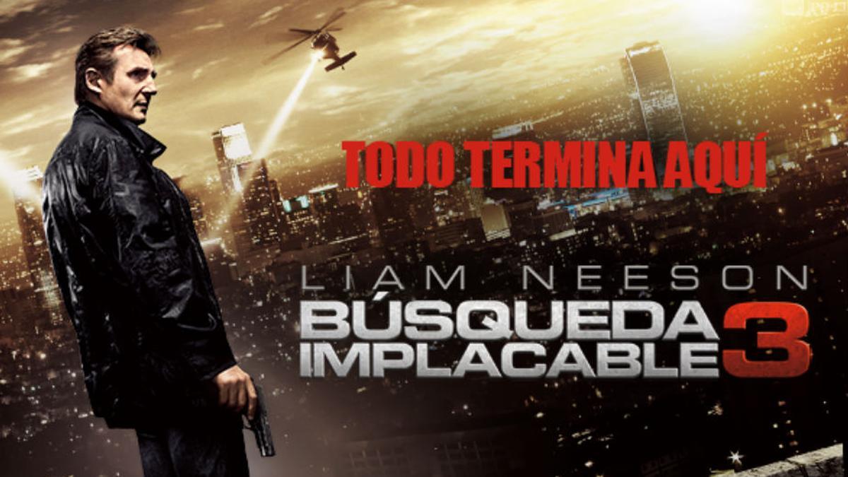 Busqueda Implacable 3 Liam Neeson Conquista La Taquilla Estadounidense Tendencias Gestion