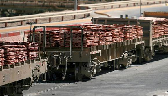 Las importaciones de China de cobre bruto sumaron 479,000 toneladas en enero, nivel más alto desde septiembre. (Foto: Reuters)