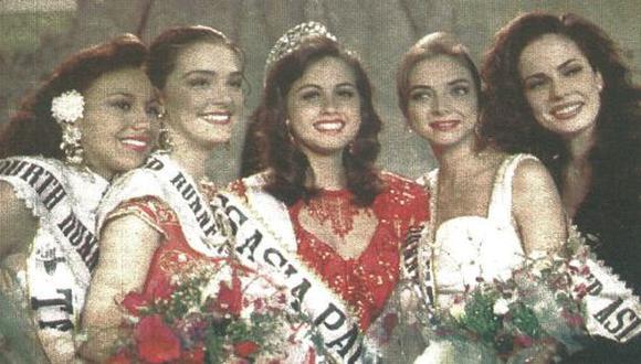 La peruana Jessica Tapia fue elegida ayer Señorita Asia-Pacífico, en reñida competencia con otras 26 reinas de belleza. El certamen se realizó en Filipinas.