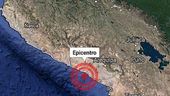 Arequipa: sismo de 5.3 alertó a pobladores durante mensaje presidencial
