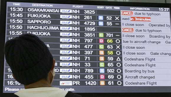 Imagen referencial. El ministro de Salud japonés no proporcionó la identidad ni la nacionalidad de los contagiados con la nueva variante de coronavirus. (Foto: EFE).