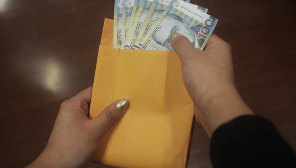 Trabajadores del sector privado recibirán su gratificación de Navidad en diciembre. (Foto: USI)