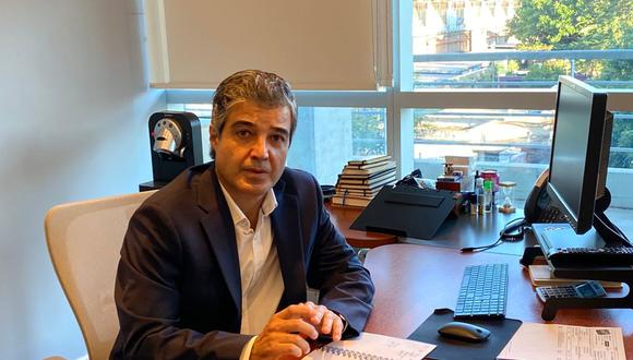 Diego Carbone, gerente general de BAT Perú espera mejoras en las regulaciones con el fin de impedir que siga el contrabando de cigarrillos
