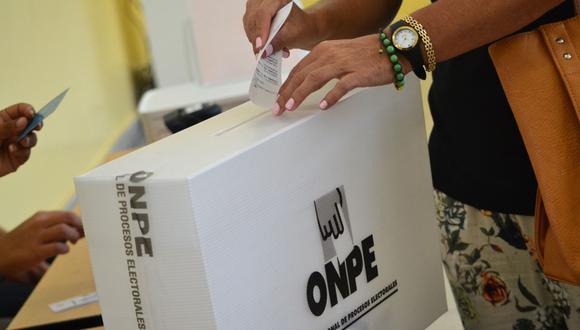 Las Elecciones Generales 2021 se realizarán el próximo 11 de abril siguiendo un estricto protocolo de seguridad para evitar una mayor propagación del COVID-19. (Foto: ONPE)