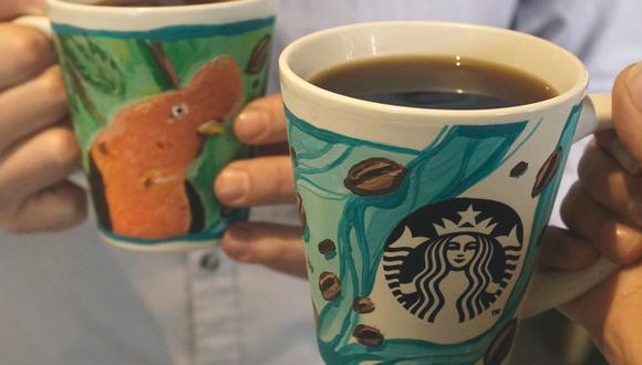 El café a degustar será el Starbucks Origin Espresso Perú Cusco. (Foto: Starbucks)