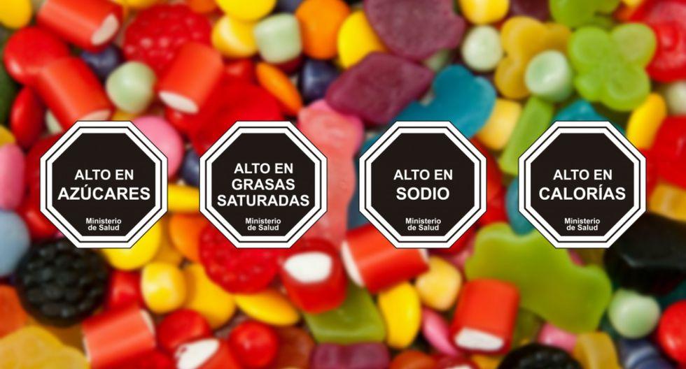 El consumo de bebidas endulzadas con azúcar disminuyó casi un 25% en los 18 meses posteriores a la adopción de una serie de regulaciones. (Fotos: Difusión/Minsal; elaboración: El Comercio)