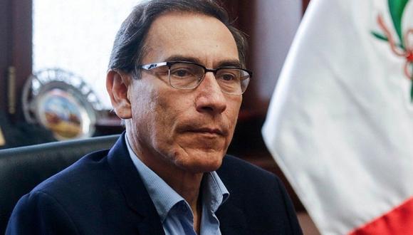 Martín Vizcarra. (Foto: Correo)