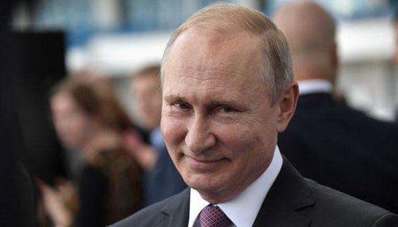 La máquina de propaganda del Kremlin aprovechó para vender el gesto como ayuda humanitaria enviada a Estados Unidos.