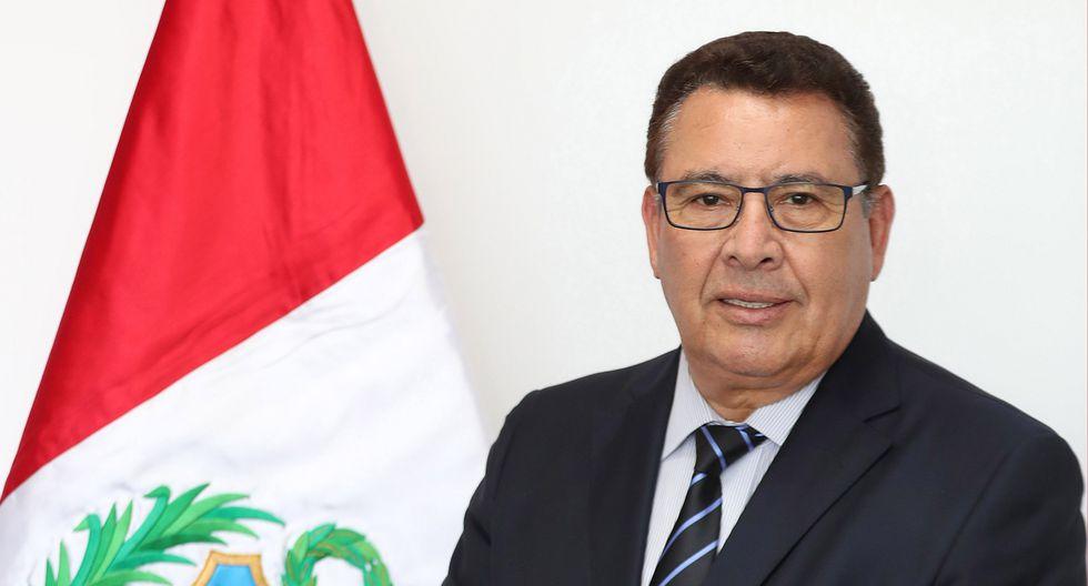 José Huertas Torres, será el ministro de Defensa. (Foto: USI)