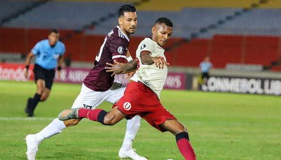 Con Alejandro Hohberg y Alberto Quintero, Universitario de Deportes juega con Carabobo por Copa Libertadores. (Facebook)