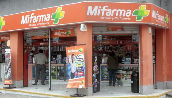 Hasta el 31 de enero se habían otorgado licencias para vender cannabis medicinal a 37 establecimientos en Lima, entre ellos locales de Mifarma. (Foto: GEC)