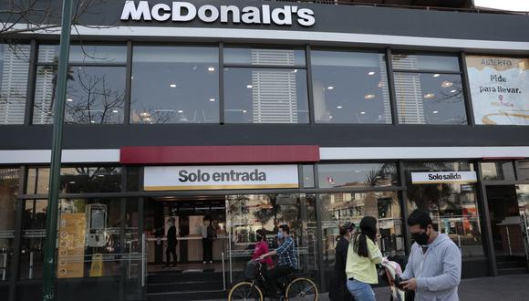McDonald's. (Foto: GEC)