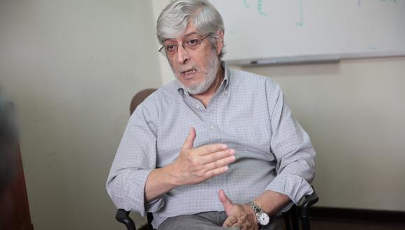 Óscar Dancourt fue presidente interino del BCR durante el gobierno de Alejandro Toledo. (Foto: GEC)