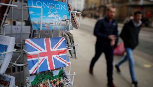 Las exportaciones a Estados Unidos representaron casi 20% del total de las exportaciones británicas, según datos oficiales. (Foto: AFP)