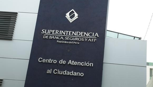 La Superintendencia de Banca, Seguros y AFP (SBS). (Foto: Diana Chávez | GEC)