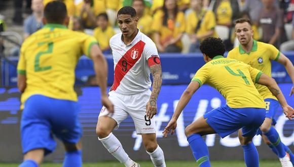 Peru Vs Brasil Cuanto Pagan Las Casas De Apuestas Por Un Gol De Paolo Guerrero Tendencias Gestion