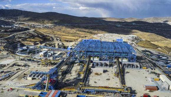 Mina de cobre Constancia a la expectativa de avances en proyecto Pampacancha, lo que le permitirá extender vida minera (Gestión).