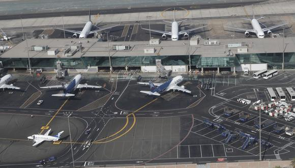 Aeropuerto Jorge Chávez. (Foto: César Campos / GEC)
