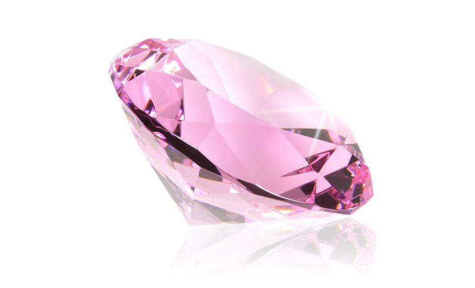 El diamante rosa de 18.96 quilates de se vendió al joyero Harry Winston por un precio de US$ 50 millones. (Fuente: Shutterstock)