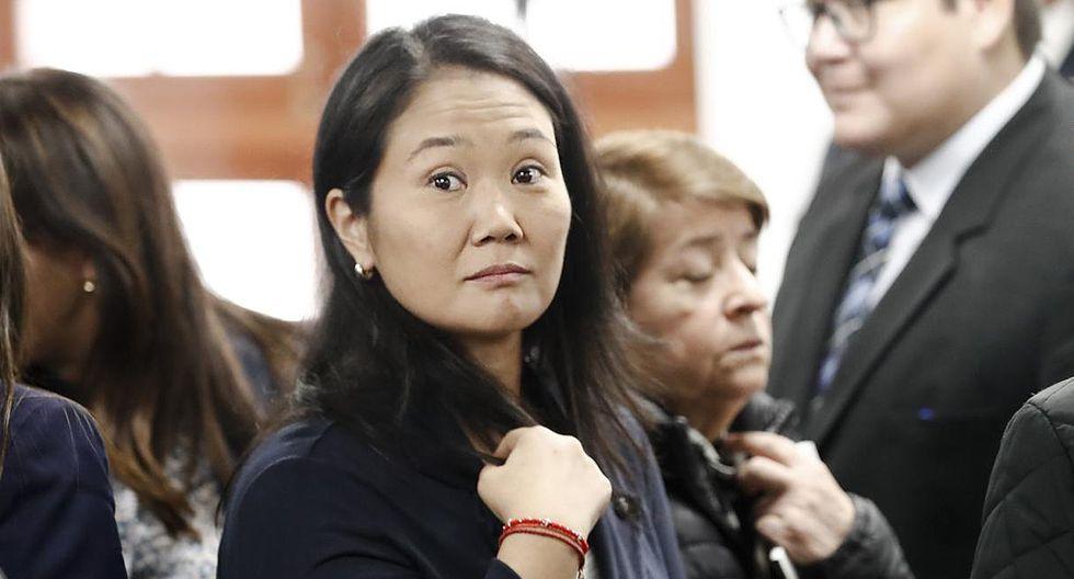 Esta audiencia se llevará a cabo semanas después de que Keiko Fujimori fuera liberada luego de permanecer casi 13 meses en prisión preventiva. (Foto: GEC)
