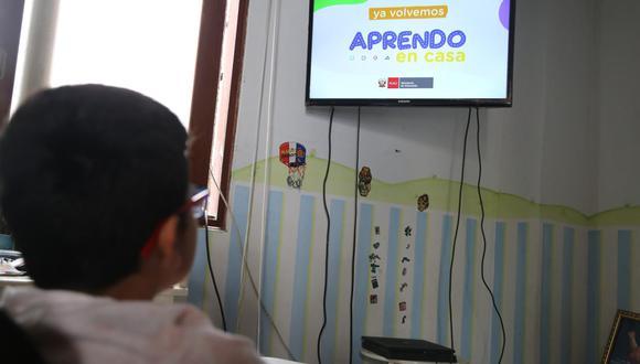 The New York Times destaca la experiencia de la educación televisada en el Perú. (Foto: GEC)