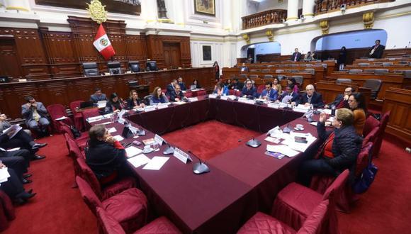 La comisión invitó al ministro de Justicia, Vicente Zeballos, y al primer ministro, Salvador del Solar, para este miércoles 10. (Foto: Congreso)