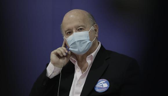 Hernando de Soto dijo que se debe esperar los resultados finales de la ONPE antes de aceptar la invitación de Keiko Fujimori. (Foto: GEC)