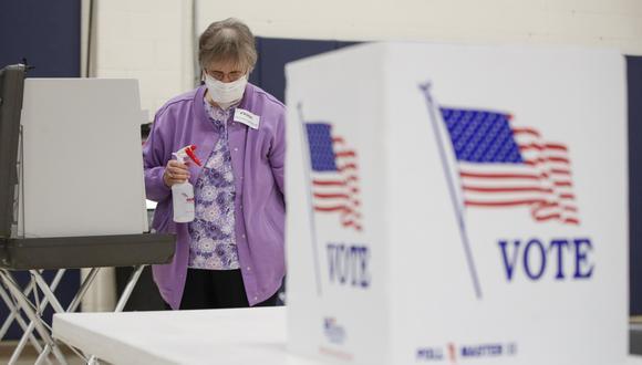 Elecciones USA. (Foto: AFP)