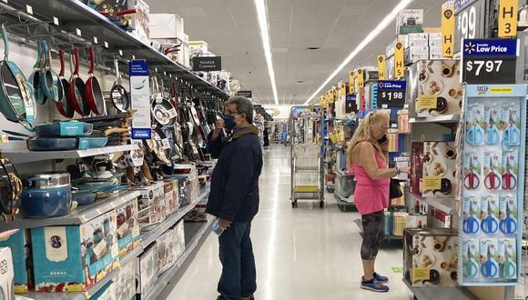 El índice de precios al consumidor, excluidos los componentes volátiles de alimentos y energía, subió un 0.1% el mes pasado. (Foto: AP)