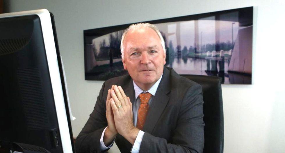 Wiebe de Boer, embajador de Países Bajos en el Perú