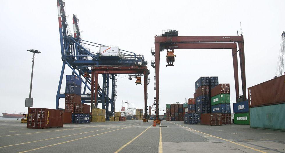 """""""Se está promoviendo el despacho anticipado en puerto, a través de sistema de citas para entrega de carga"""", afirmó Sunat. (Foto: GEC)"""