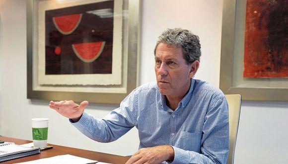 Alfredo Thorne, exministro de Finanzas del Perú.