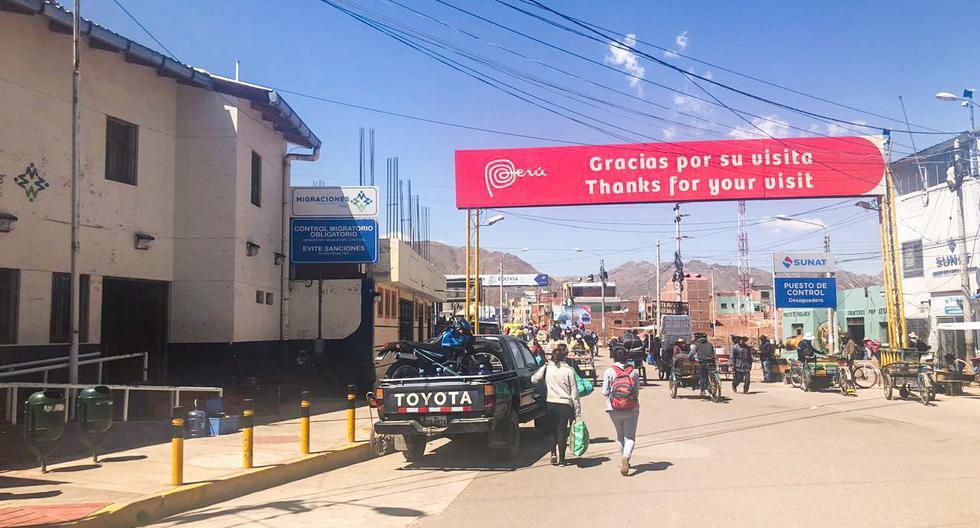 En lo que va del año salieron más de 5 mil ciudadanos de dicha nacionalidad por esa frontera. (Foto: Migraciones)