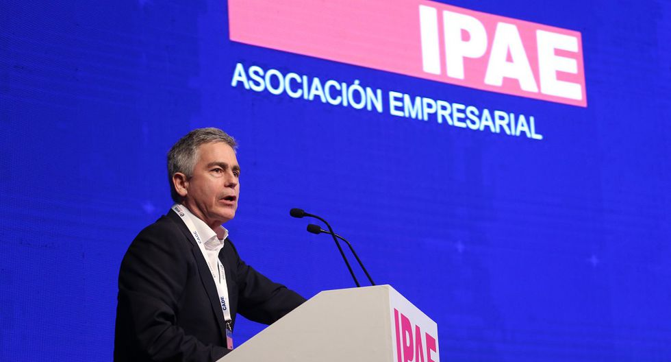 Gonzalo Aguirre, presidente de Comité CADE Ejecutivos 2018.
